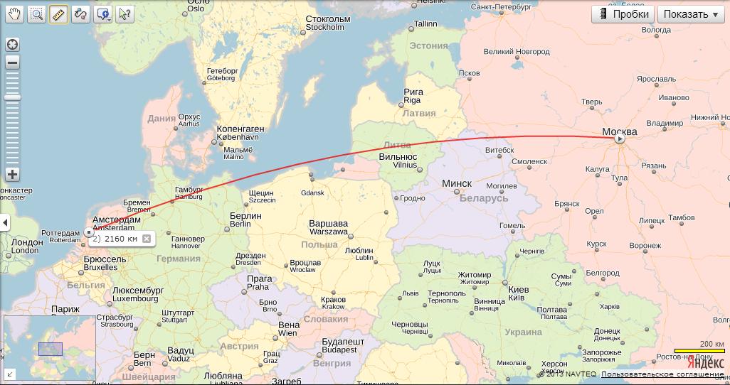 Киев аликанте расстояние