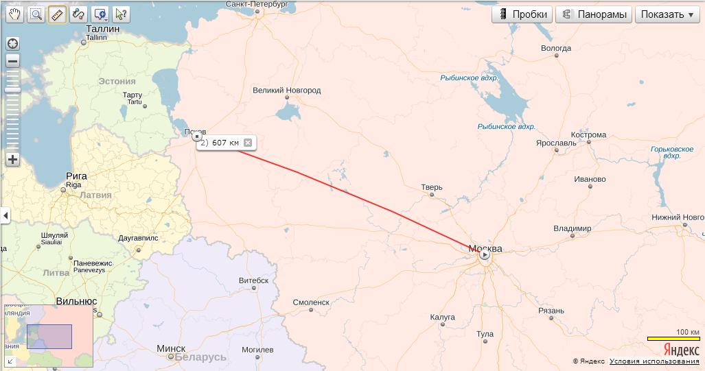 Москва - Иркутск: расстояние, маршрут, карта пути