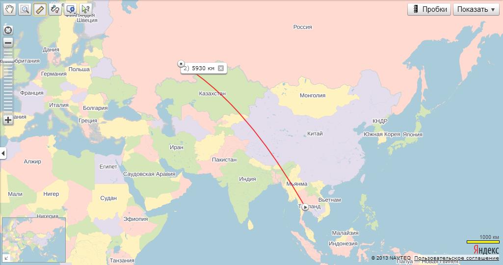 Сколько километров от киева до египта на самолете