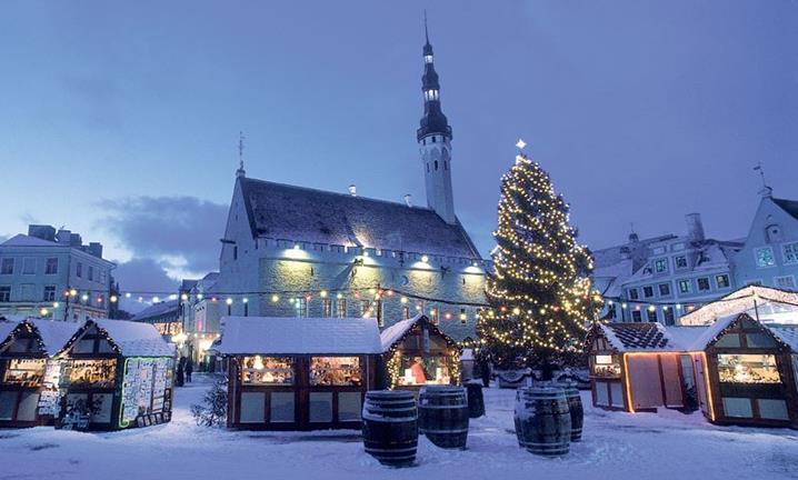 Зимний отдых в Латвии