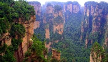 Национальный парк Чжанцзяцзе фото