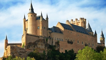 Замок Алькасар фото