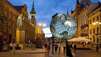 Чем можно заняться в Польше