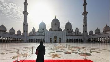 Мечеть шейха Зайда фото