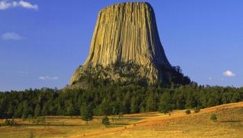 Башня дьявола фото