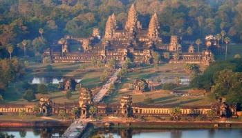 Достопримечательности Камбоджи фото