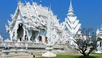 Белый храм фото