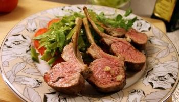 Еда в Латвии