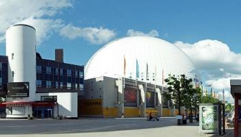 Глобен-Арена фото