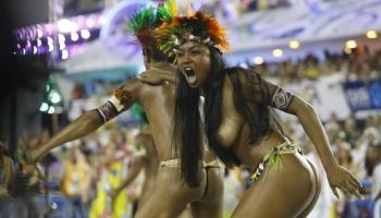 Национальный костюм Бразилии
