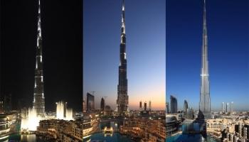 Самые высокие небоскрёбы мира фото
