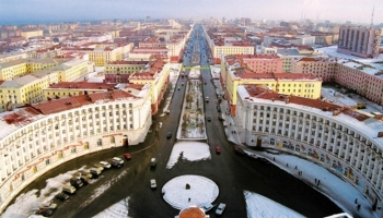 Авиабилеты Москва Норильск