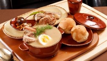 Еда в Польше