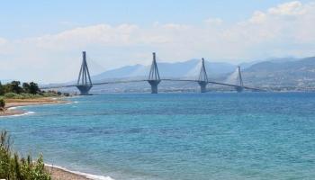 Мост Рио-Антирио фото