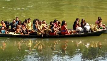 Занятия жителей северной части Бразилии