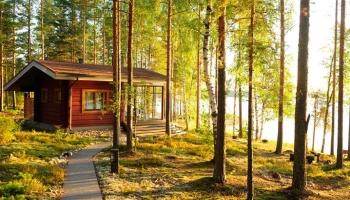 Аренда дома и машины в Финляндии