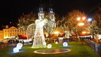 Чехия на Новый год