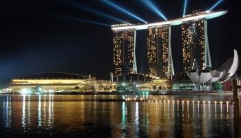 Отель Marina Bay Sands фото