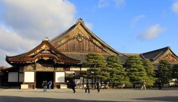 Замок Нидзё фото