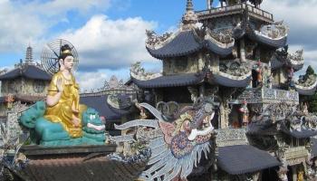 Далат Вьетнам