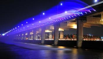 Мост Банпо фото