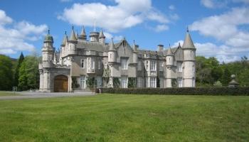 Замок Балморал фото