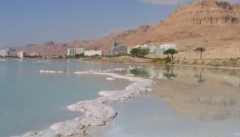 Мертвое море фото