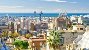 Испания Барселона достопримечательности