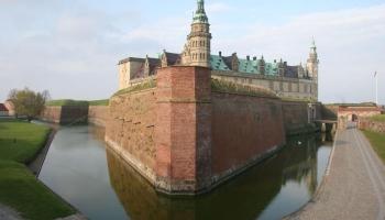 Замок Кронборг фото