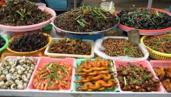 Еда в Камбодже фото