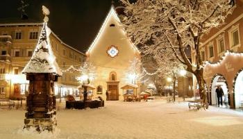 Латвия на Новый год