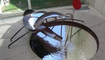 Ртутный фонтан фото