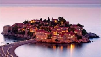 Отели Черногории