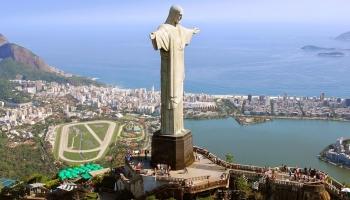 Cколько лететь до Бразилии