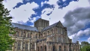Винчестерский собор фото