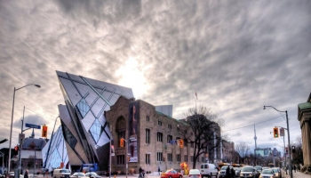 Королевский музей Онтарио фото