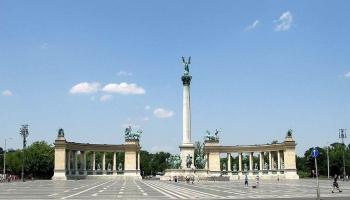 Площадь Героев фото