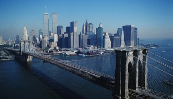 Бруклинский мост фото